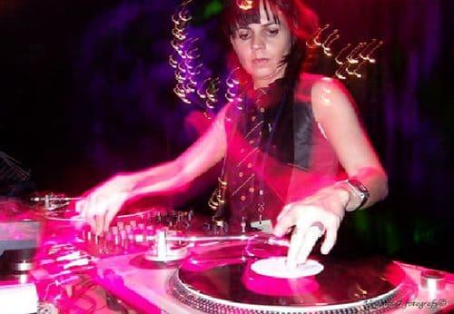 Anna Schneider Live Tech House & Techno DJ-Sets DVD Compilation (2008 - 2019)